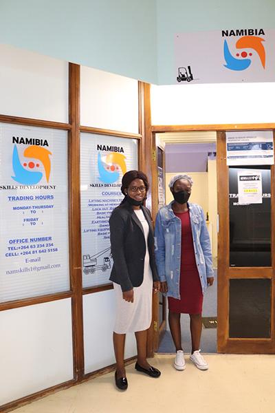 Namibia Skills Development