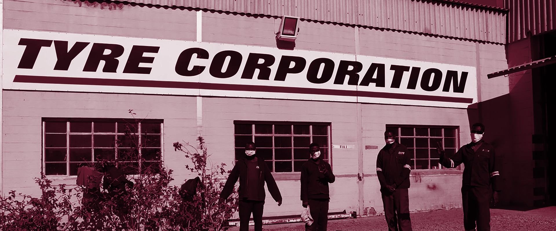 Tyre Corp - Banner